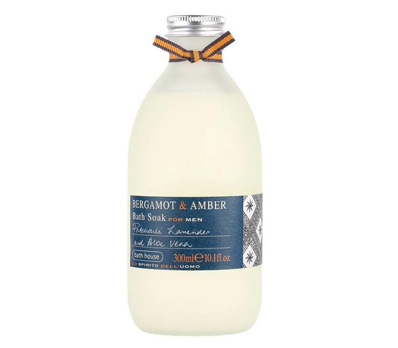 Badschuim 300ml Bergamot & Amber