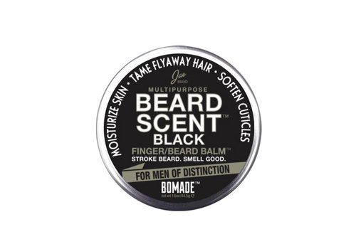 Jao Brand Beard Scent Black® Bomade -  Medium - 18g