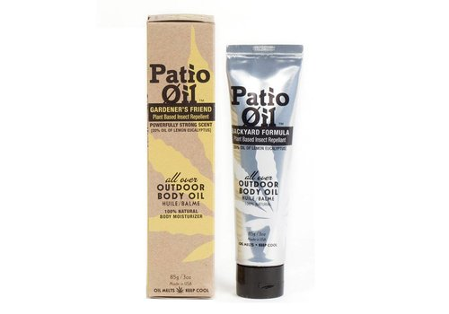 Jao Brand Patio Oil® - 85g Tube