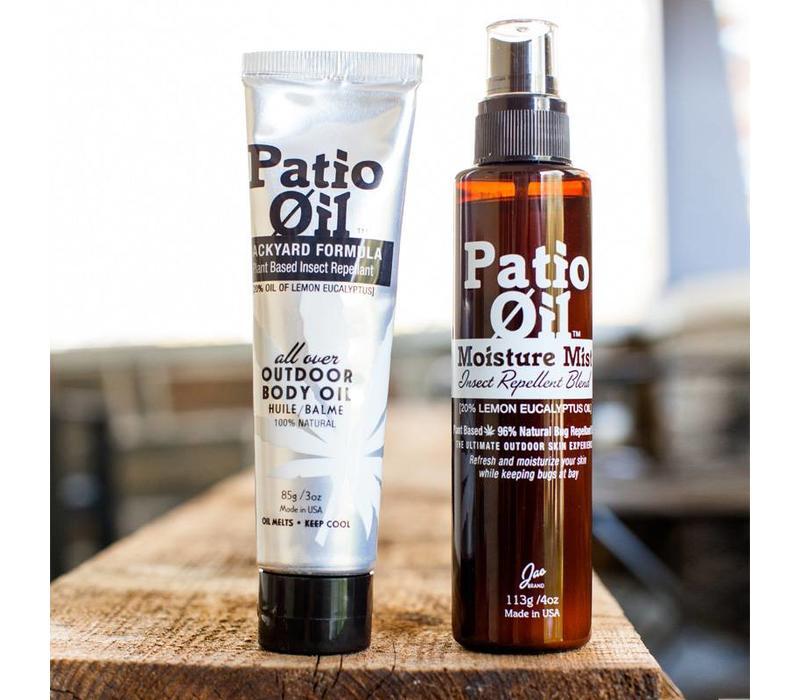 Patio Oil Moisturise Mist™ - 113g