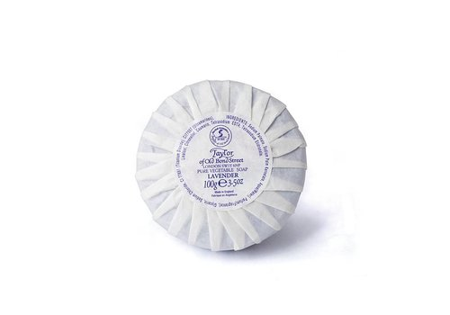 Taylor of Old Bond Street Handzeep 100g Lavender