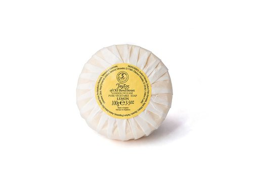 Taylor of Old Bond Street Handzeep 100g Traditional Lemon