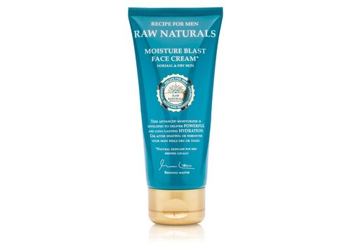 Raw Naturals RAW Naturals Moisture Blast Face cream 100ml