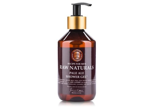 Raw Naturals Pale Ale Douche gel 300ml