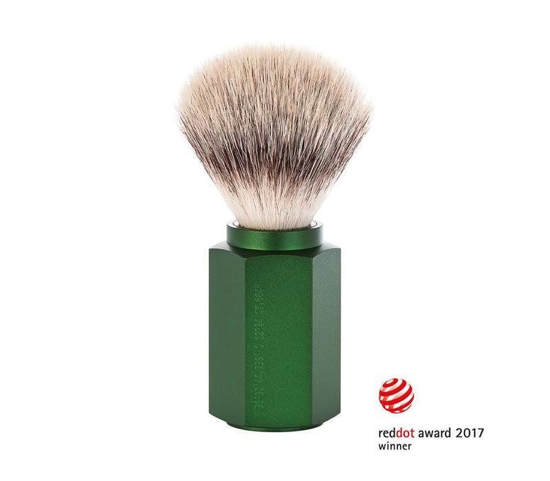 Scheerkwast Silvertip Fibre® - Forest
