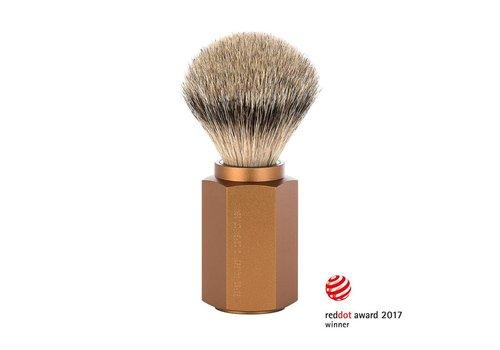 MÜHLE Scheerkwast Silvertip - Bronze