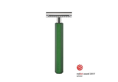 MÜHLE Safety Razor - Forest - Gesloten Kam