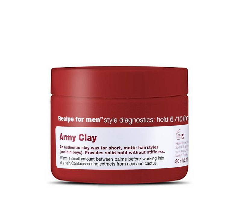 Army Clay 80ml