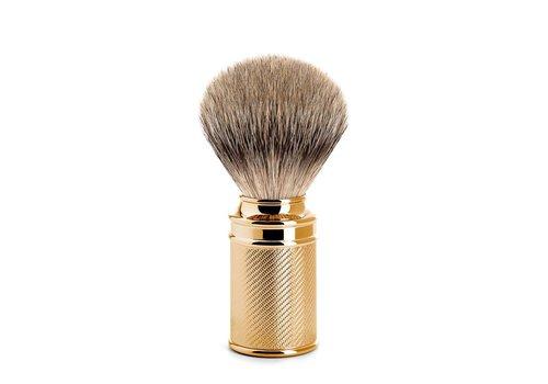 MÜHLE Scheerkwast Silvertip Gold
