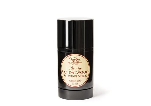 Taylor of Old Bond Street Scheerstick Sandalwood 75ml