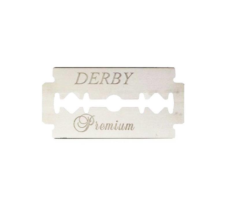 5 Derby Premium Scheermesjes