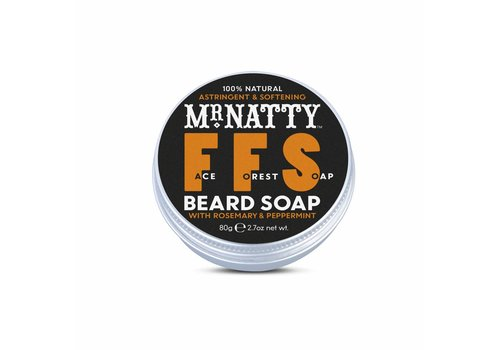 Mr. Natty Face Forest Soap (FFS) - 80g