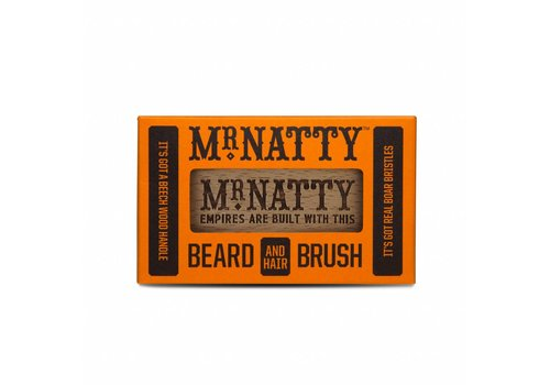 Mr. Natty Beard Brush