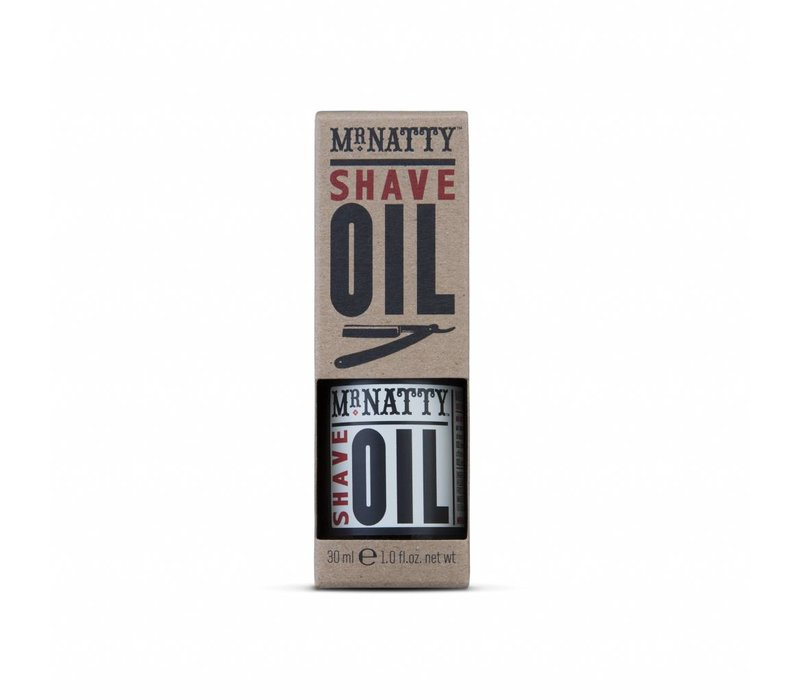 Shave Oil - 30ml