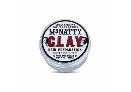 Mr. Natty Clay Pomade - 100ml tin