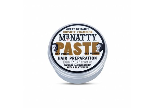 Mr. Natty Paste Pomade - 100ml tin