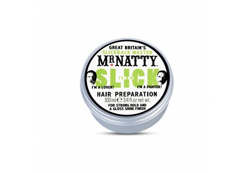 Mr. Natty Slick Pomade - 100ml tin