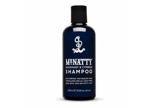 Mr. Natty Cypress & Rosemary Shampoo