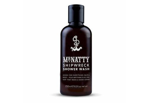Mr. Natty Shower Wash 250ml