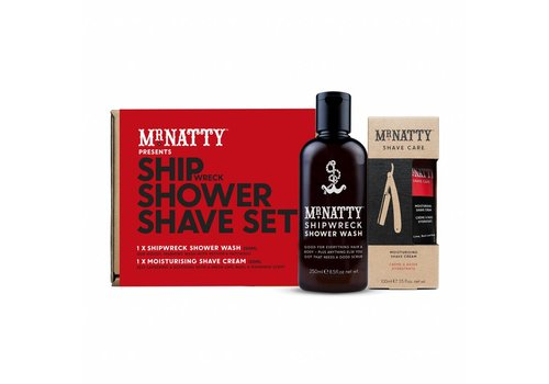 Mr. Natty Ship Shower Shave