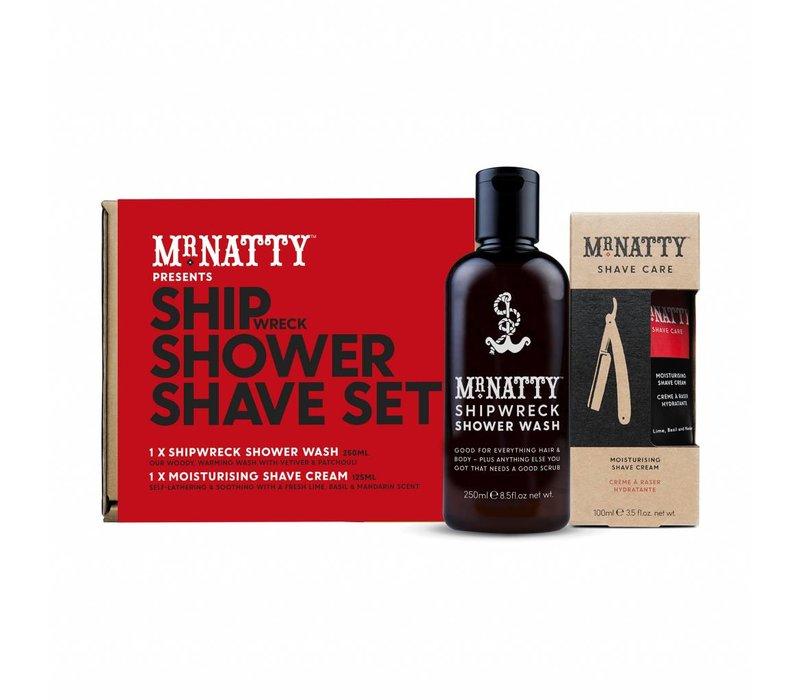 Ship Shower Shave