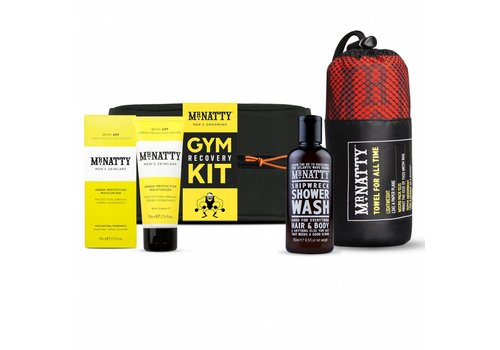 Mr. Natty Gym Recovery Kit