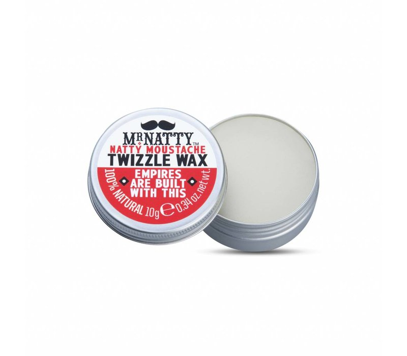 Moustache Twizzle wax - 10ml