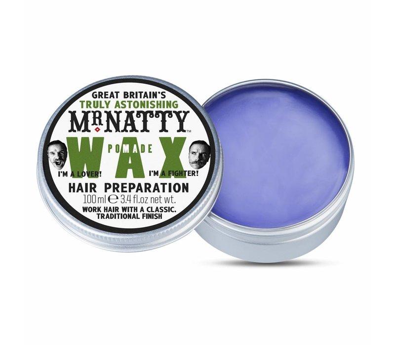 Pomade Wax - 100ml tin