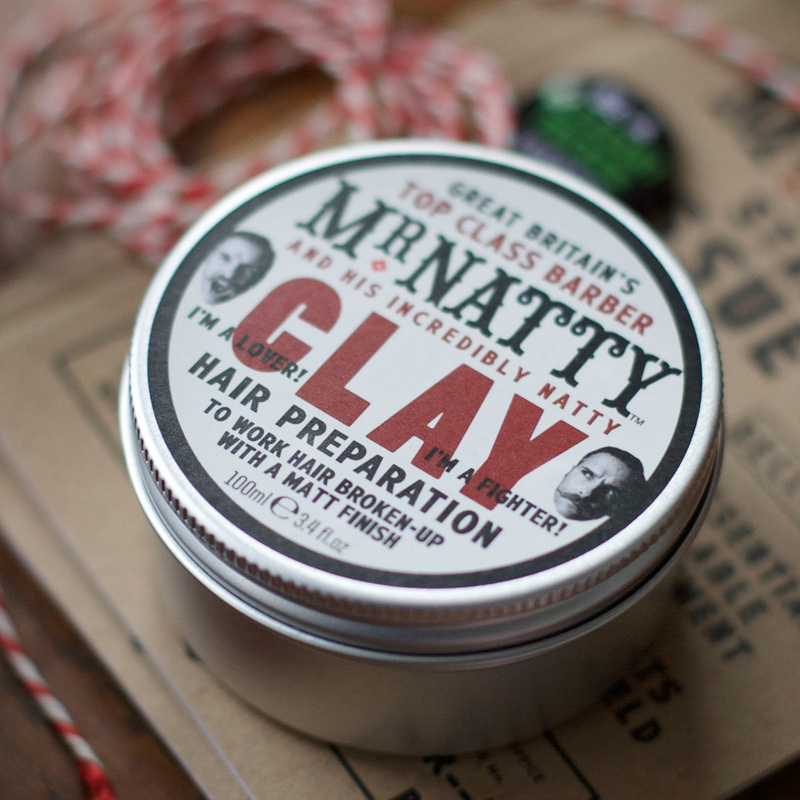 Mr. Natty - Clay