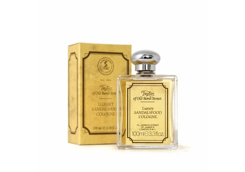 Taylor of Old Bond Street Cologne Sandalwood 100ml