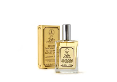 Taylor of Old Bond Street Aftershave Lotion Sandalwood 30ml