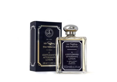 Taylor of Old Bond Street Aftershave Lotion Mr. Taylor's 100ml