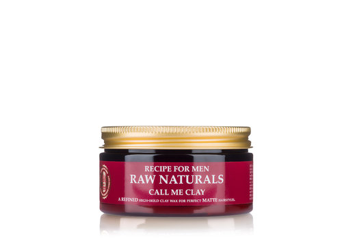 Raw Naturals Call Me Clay 100ml