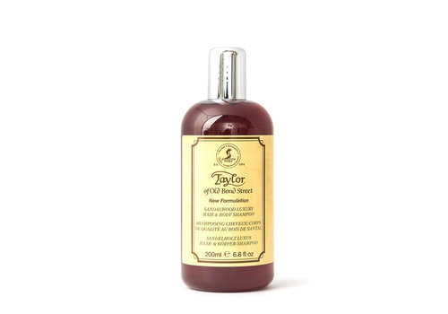 Taylor of Old Bond Street Shampoo Sandalwood 200ml