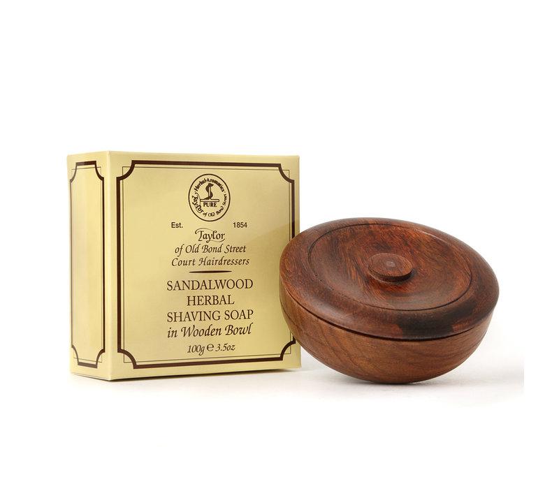 Wooden Bowl 100g Sandalwood