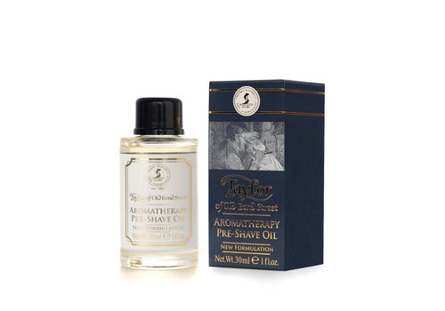 Taylor of Old Bond Street Pre shave Olie 30ml