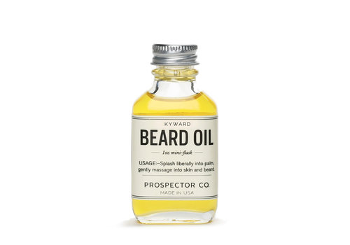 Prospector Co. Kyward Baardolie 30ml