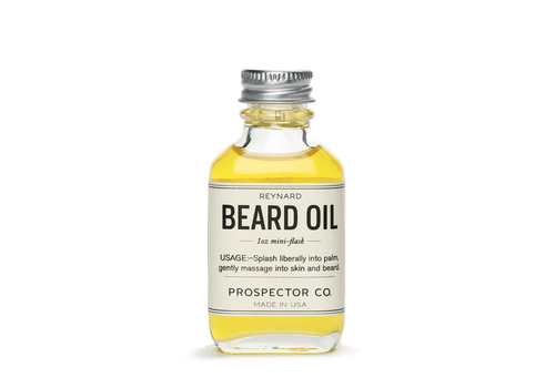 Prospector Co. Wayland Baardolie 30ml