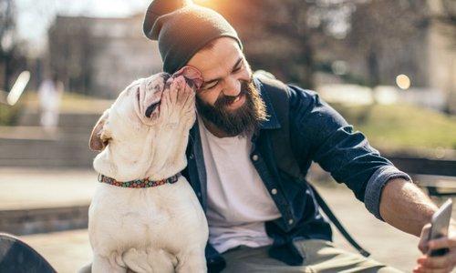 Onderzoek: mannen met baarden zijn minder schoon dan honden