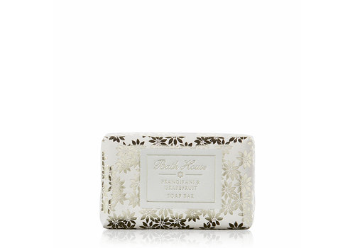 Bath House Badzeep 100g Frangipani & Grapefruit
