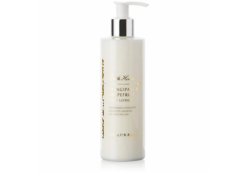 Bath House Body Lotion 260m Frangipani & Grapefruit