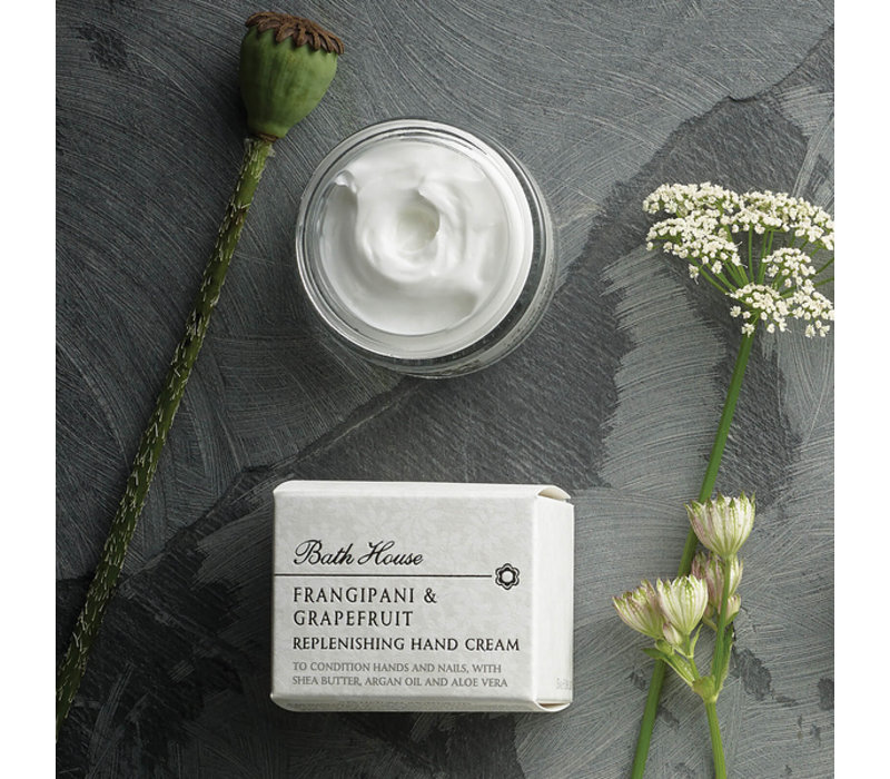Hand Cream 50ml Frangipani & Grapefruit