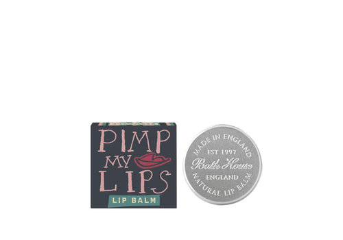 Bath House Lippenbalsem 15g Sugar Fruits