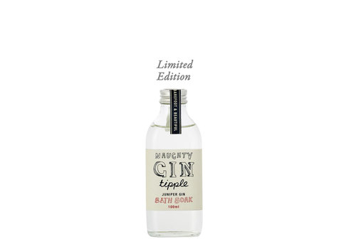 Bath House Bath Soak mini 100ml Juniper Gin