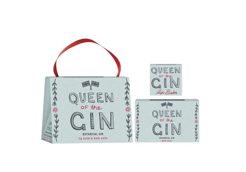 Bath House Giftbox Handbag Juniper Gin