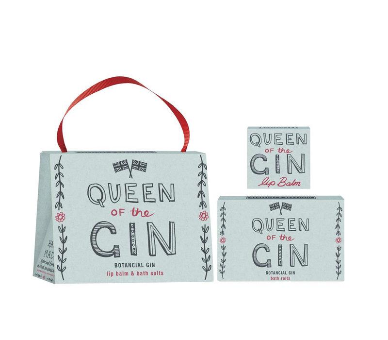 Giftbox Handbag Juniper Gin