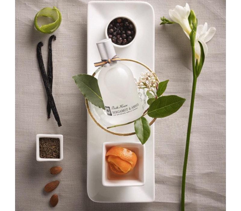 Luxury Cadeauset Bergamot & Amber
