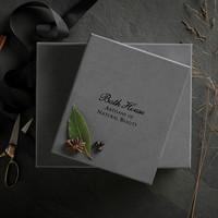 Cadeauset Face Care Bergamot & Amber