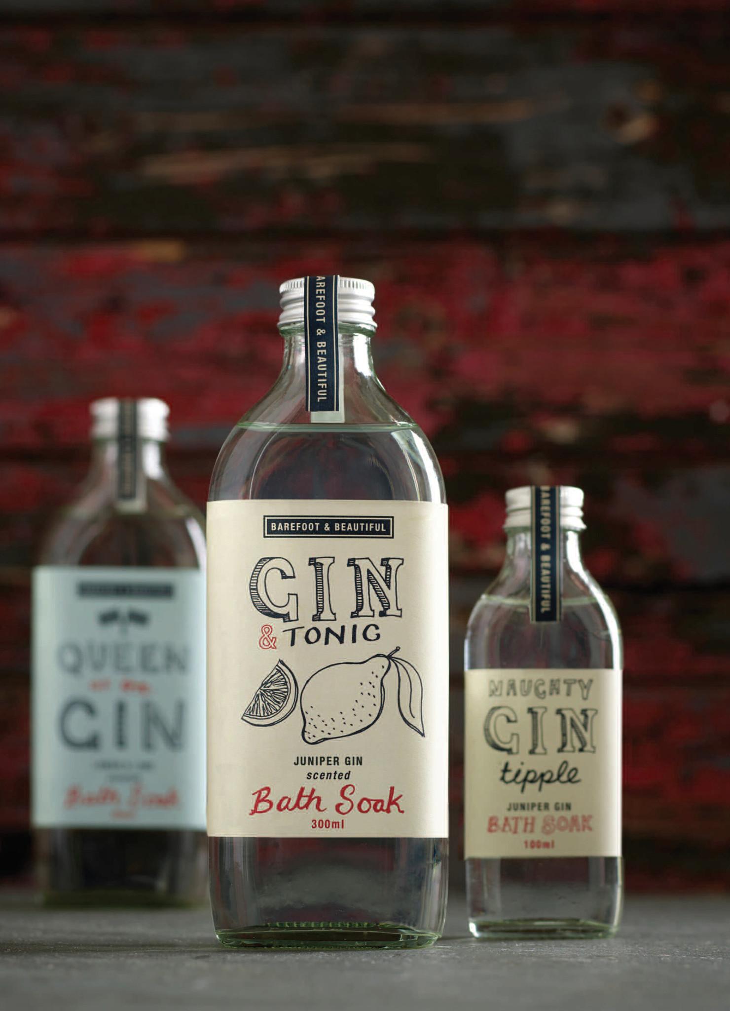 Barefoot & Beautiful Gin Tonic