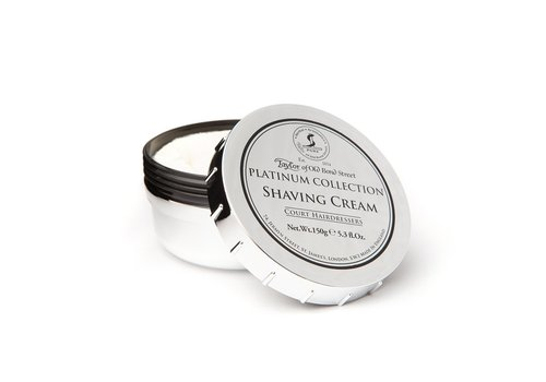 Taylor of Old Bond Street Scheercrème 150g Platinum Collection